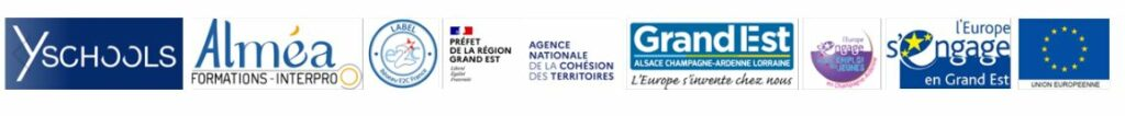 Les partenaires et financeurs du dispositif École de la 2ème Chance Champagne Ardenne
