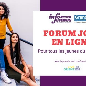 Un forum des jobs en ligne pour les stagiaires de l'E2C Champagne-Ardenne site de St Dizier